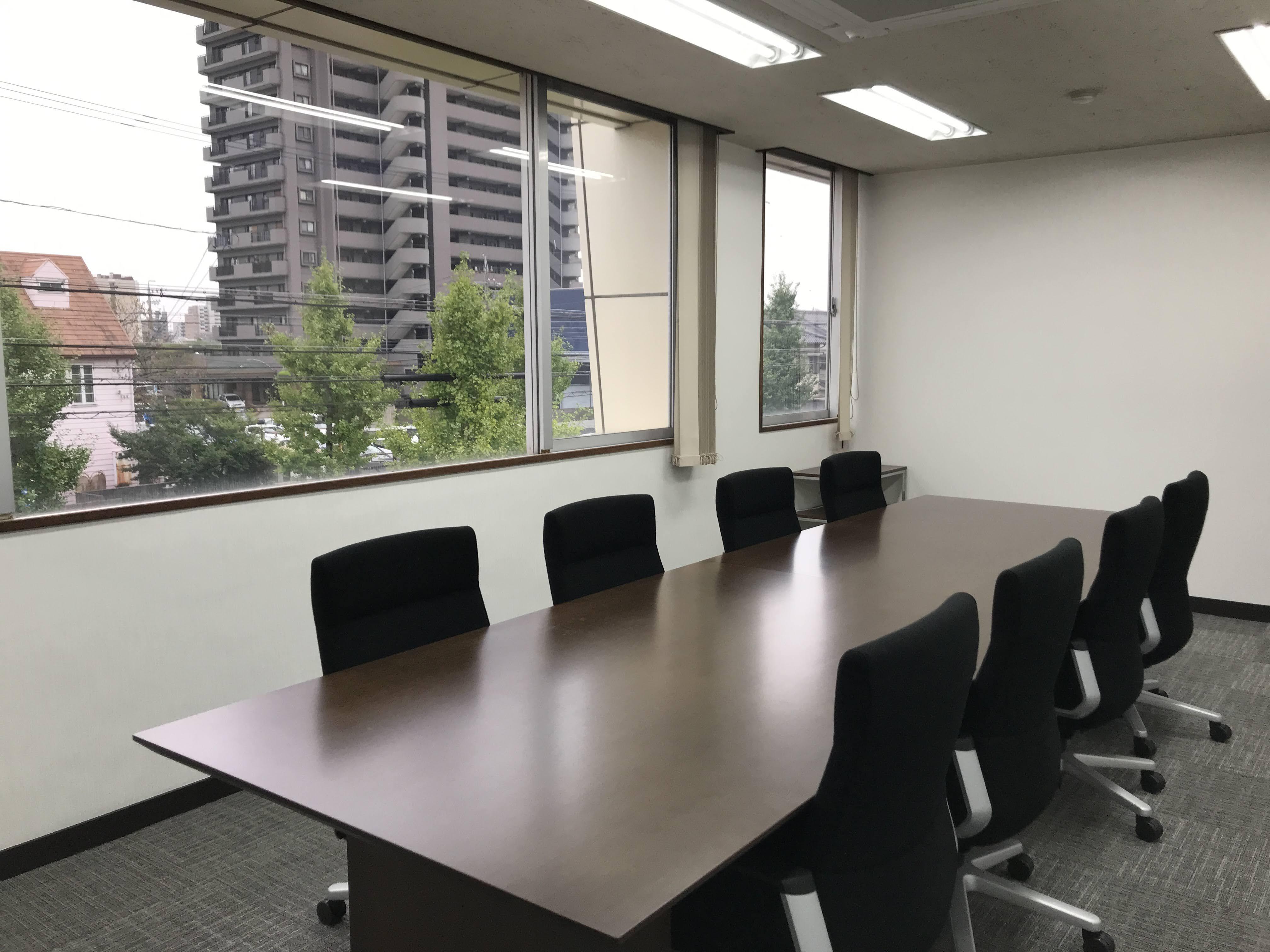 2階会議室を改修しました