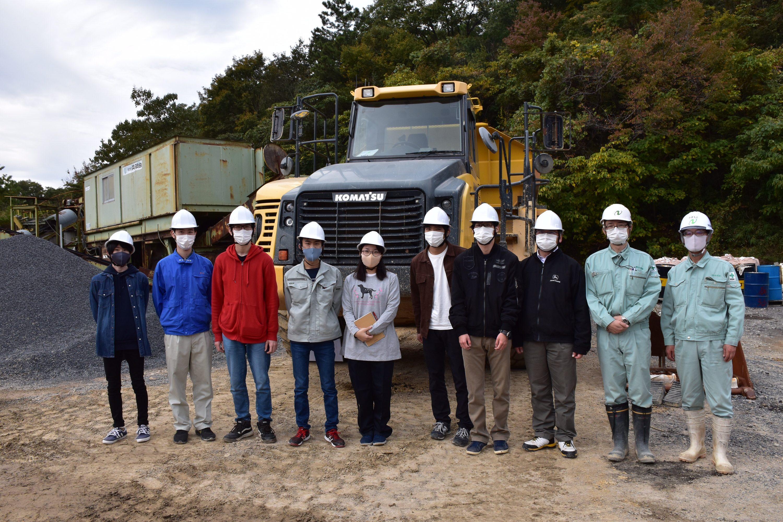 愛知工業大学の学生さんがインターンシップに参加してくれました。